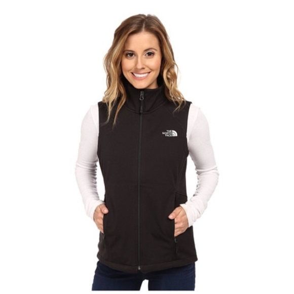 4dbbd6d65 The North Face Women's Canyonwall Vest TNF Black